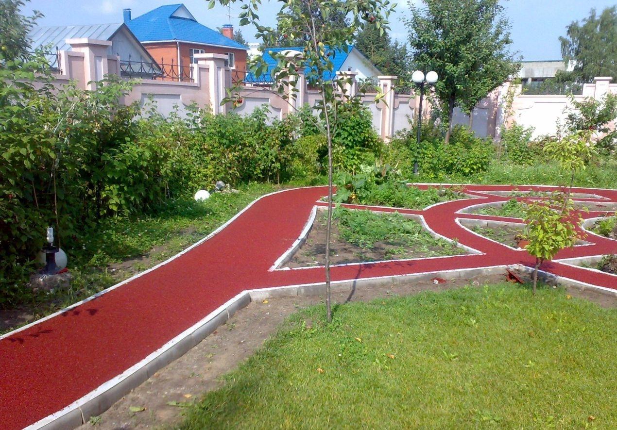 Садовые дорожки из керамогранита