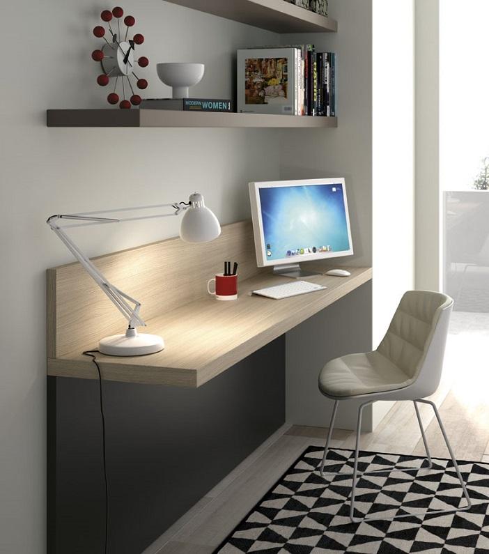 Столешница для письменного стола: выкатные и выдвижные модел.