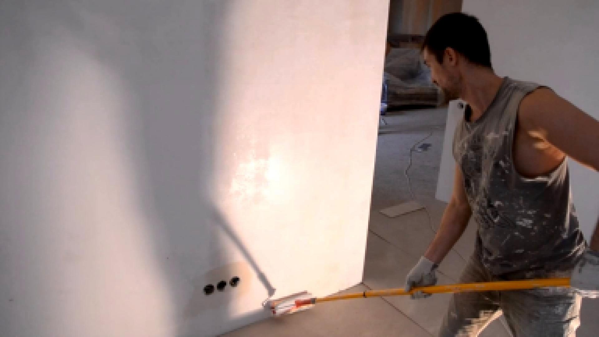 Этапы подготовки стен к поклейке обоев