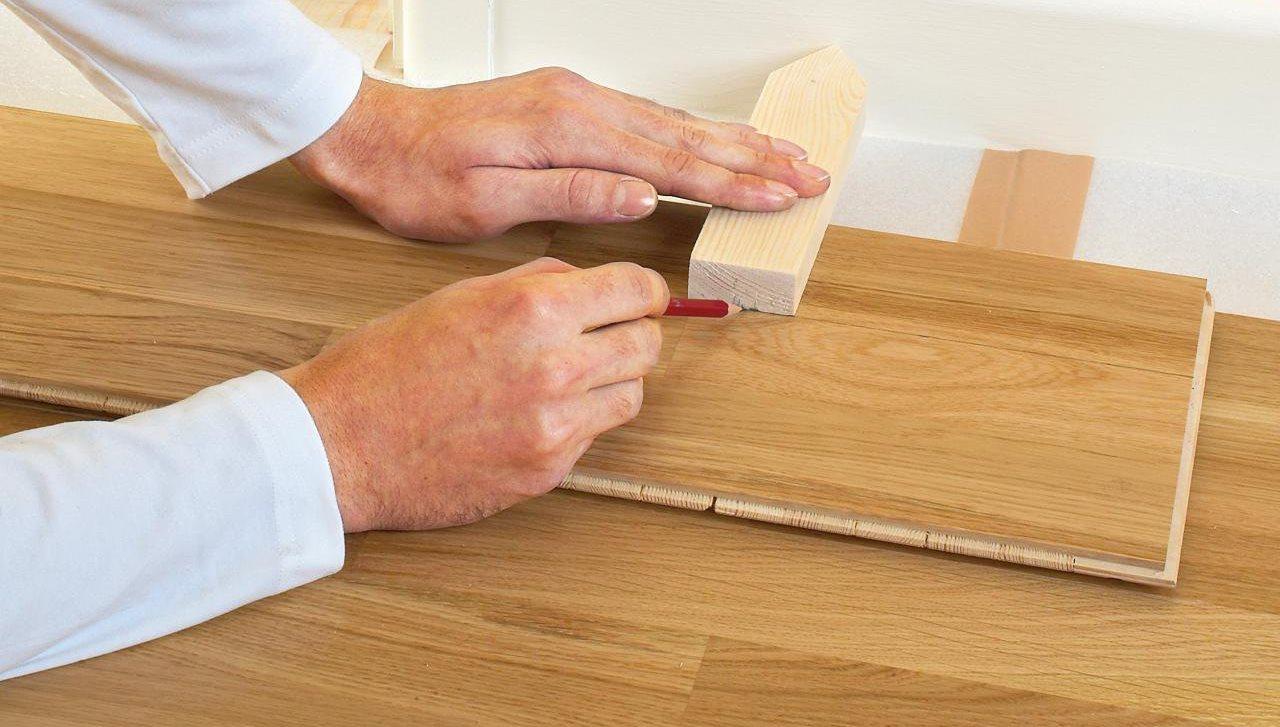 Схема укладка ламината своими руками