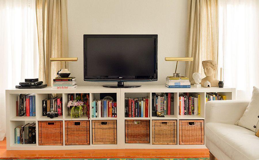 Мебель ikea для гостиной (42 фото): белая мебель и варианты .