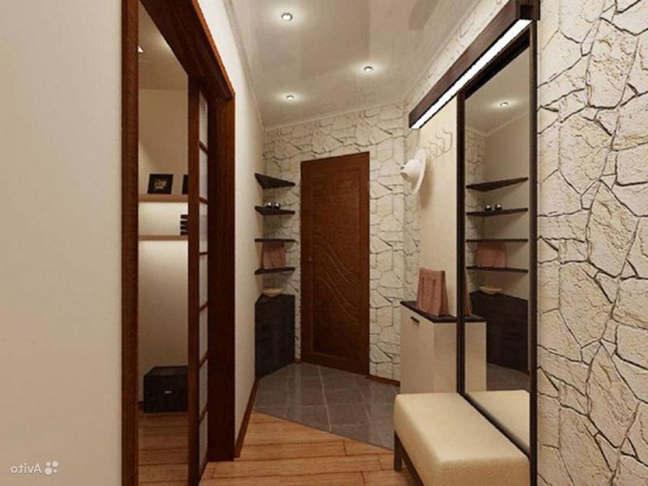 Дизайн прихожей комнаты в хрущевке