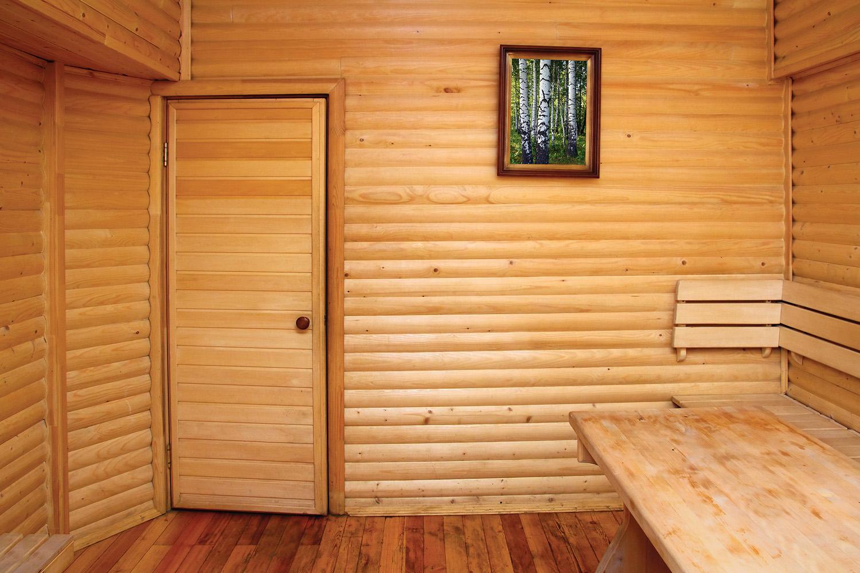 Как сделать дверь в бане