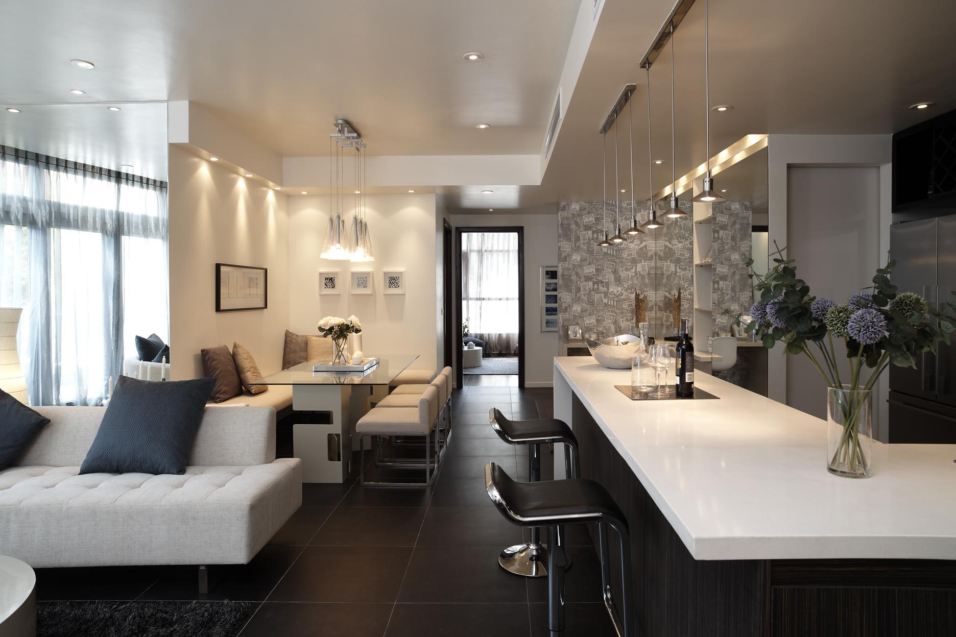 Планировка 1, 2, 3 и 4 комнатной квартиры брежневки
