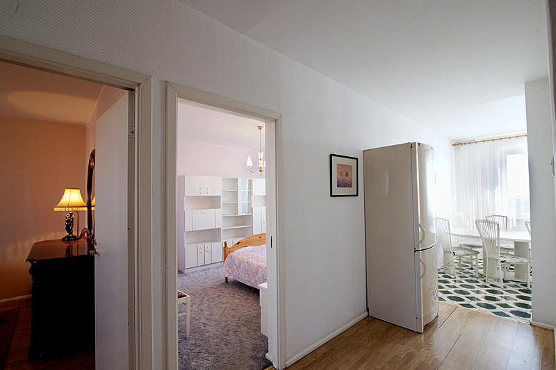 Дизайн-проект квартиры (Новостройка, перепланировка)