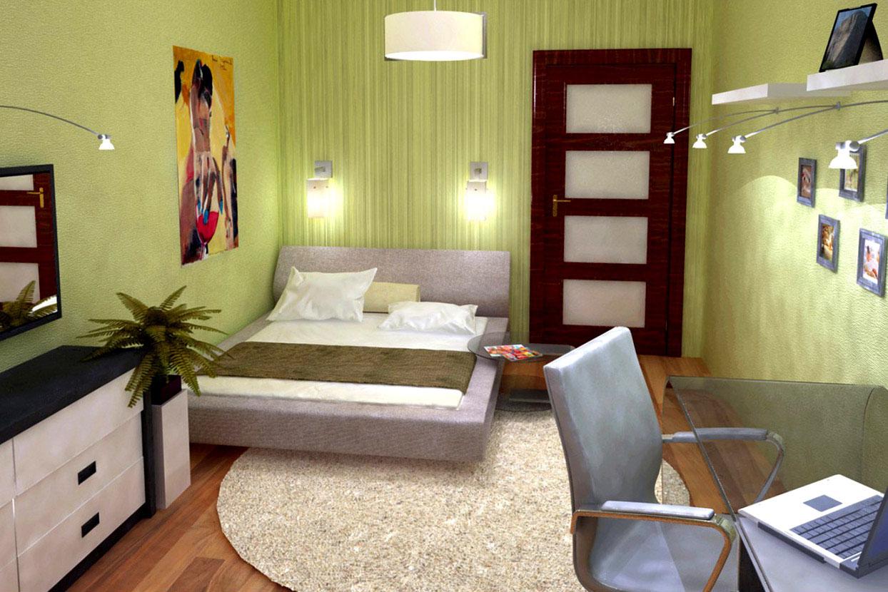 Смежные комнаты планировка