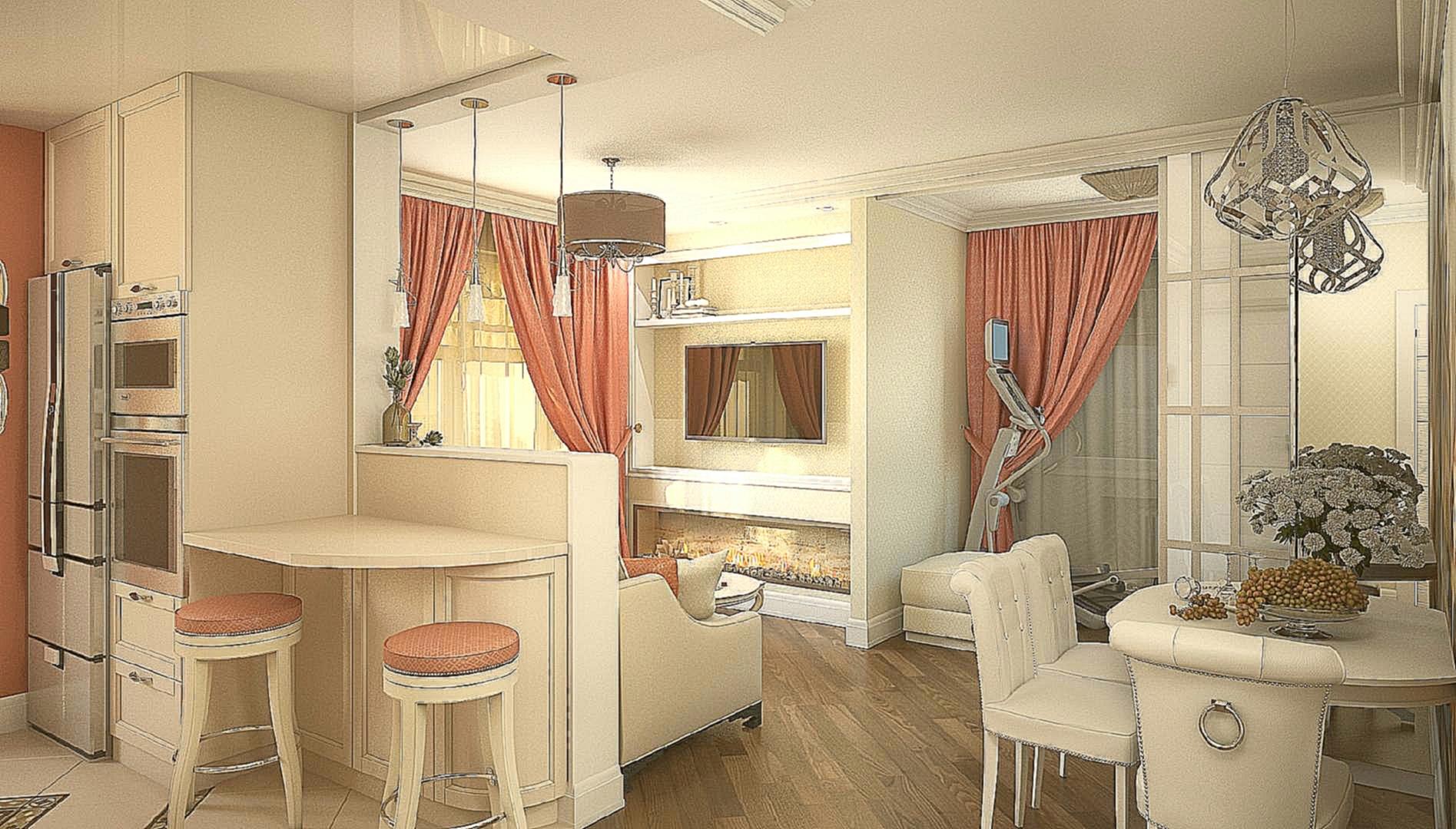 Идеи дизайна квартиры в панельном доме - фото