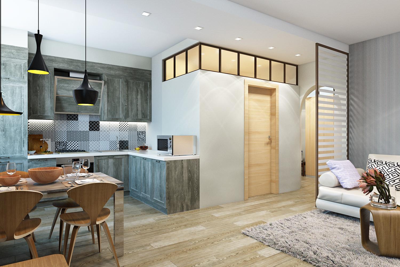 Планировка 3 комнатной квартиры: 105 фото самых уникальных идей
