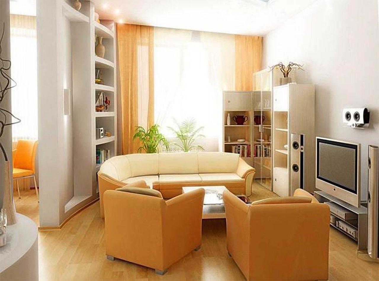 Ремонт маленьких квартир своими руками