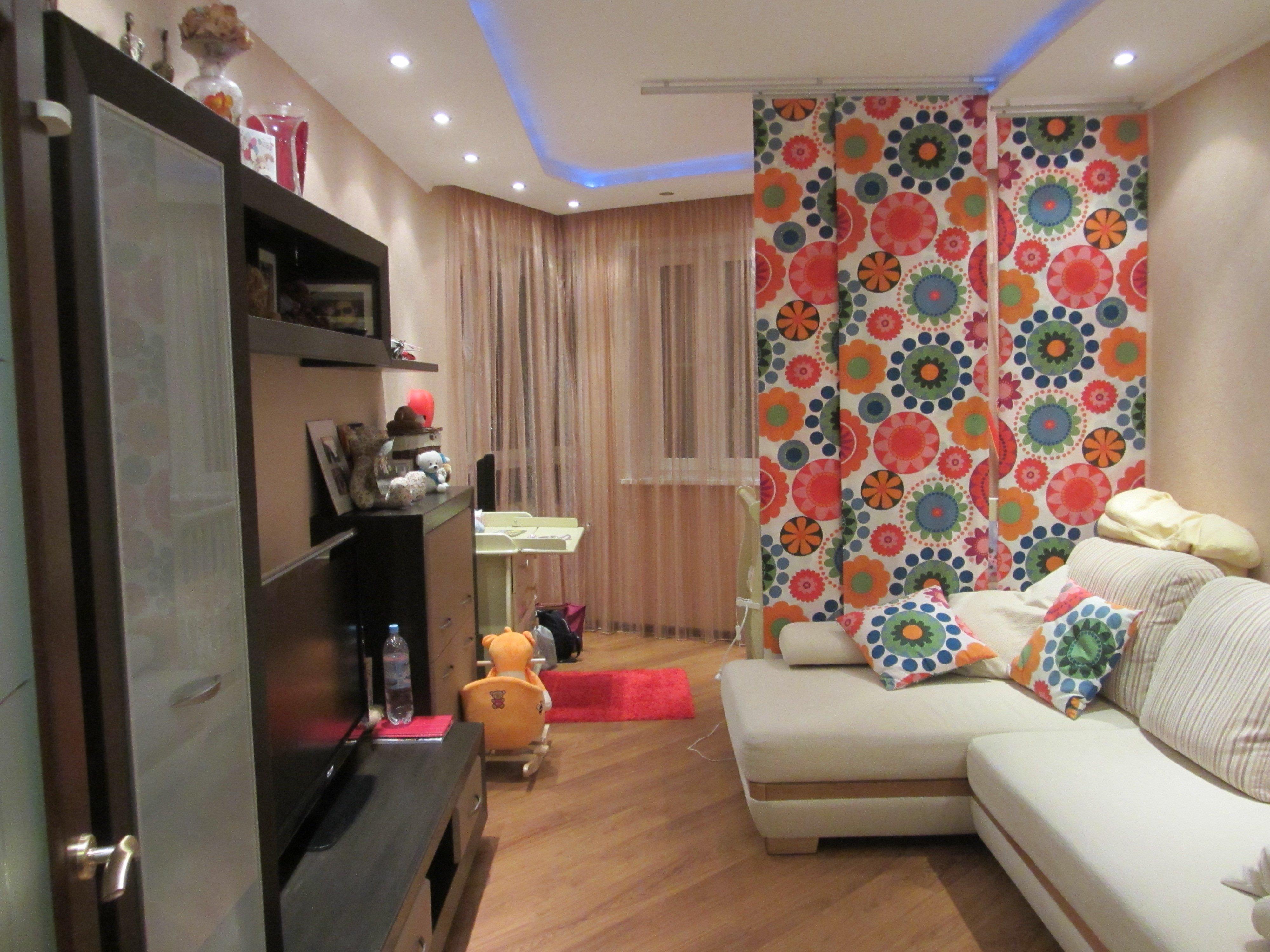 Дизайн трехкомнатной квартиры: 20 фото идей
