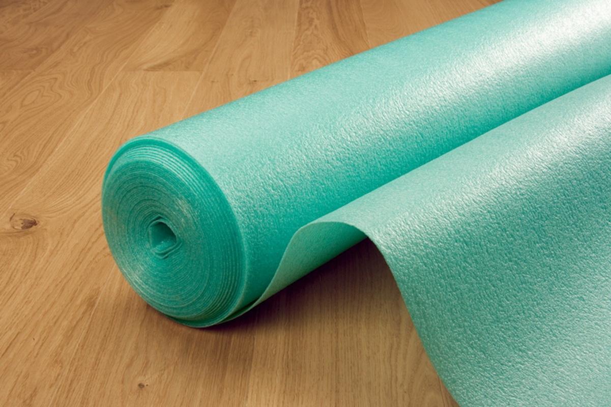 Виды подложки под линолеум на бетонный пол: что стелят, какая лучше