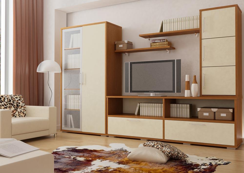 Стенка / венеция (композиция 4) гостиные мебель для дома кат.