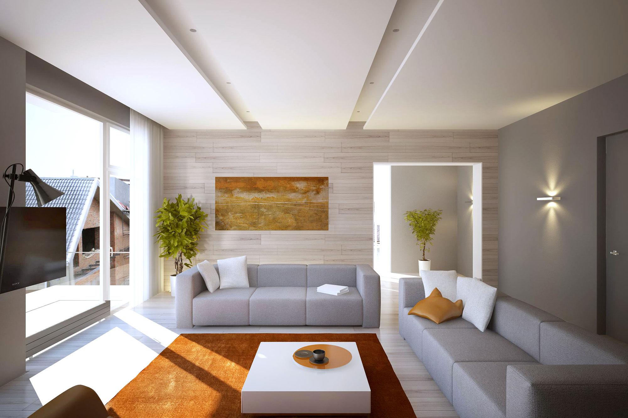Дизайн дома минимализм