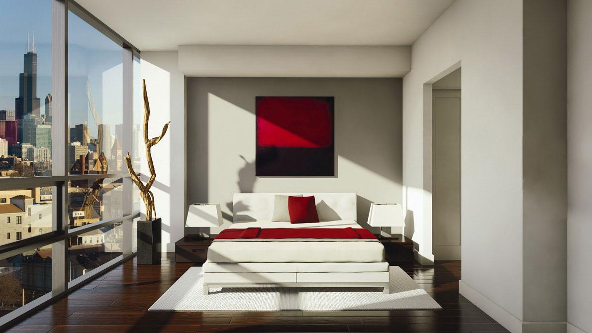 Фото дизайна интерьера в стиле минимализма
