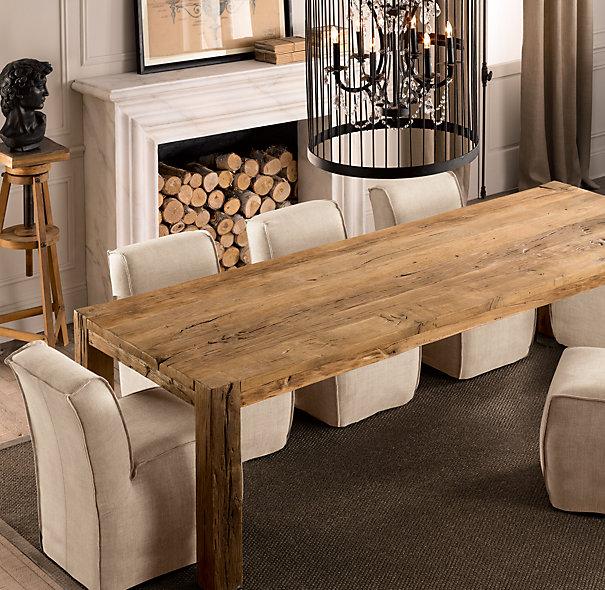 Деревянный стол в стиле лофт своими руками 67
