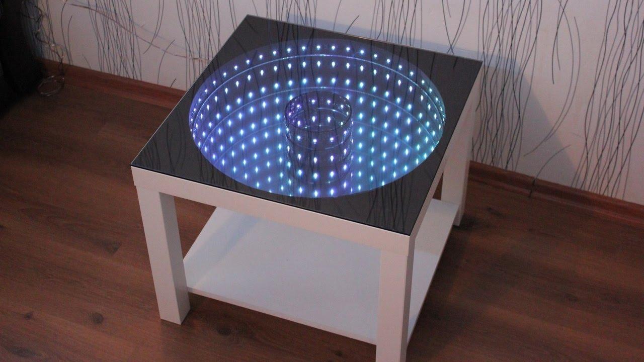 Как сделать стол с подсветкой фото 85