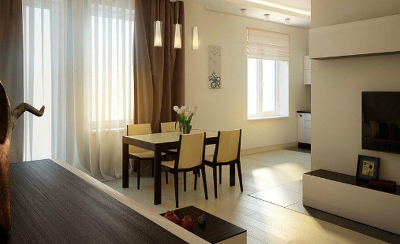 Портфолио — Дизайн интерьеров квартир — Москва - LUXER