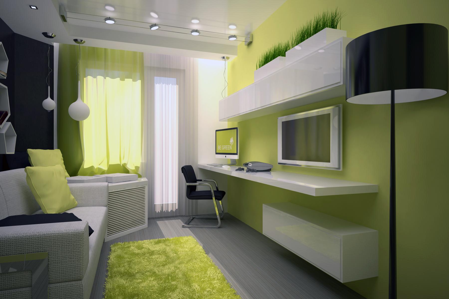 планировка комнаты 9 кв.м фото