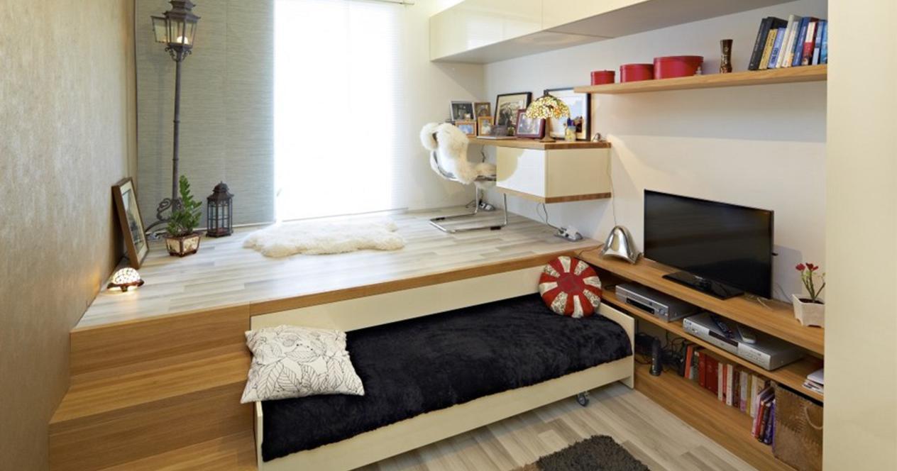 Interior dan exhibition: contoh design lemari.