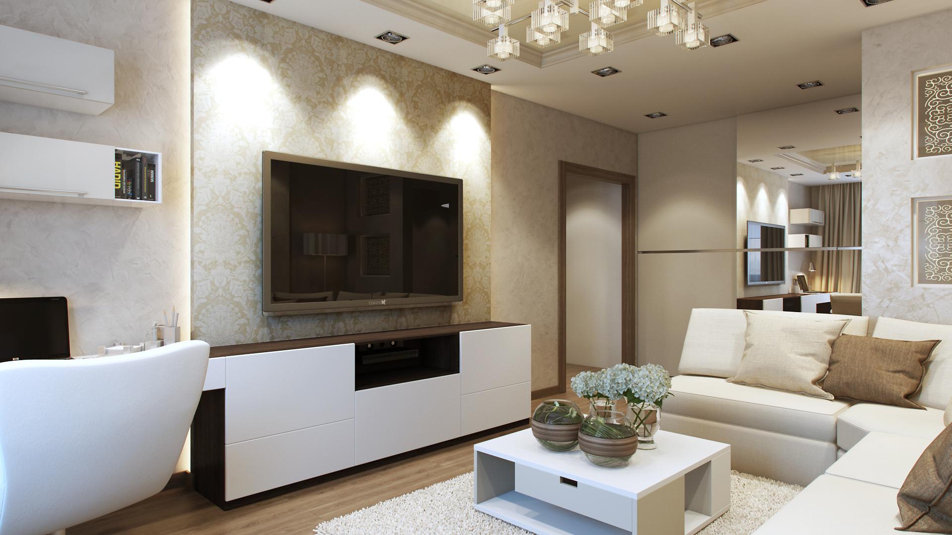 Перепланировка квартир ИП 46С - Дизайн квартир ИП-46С