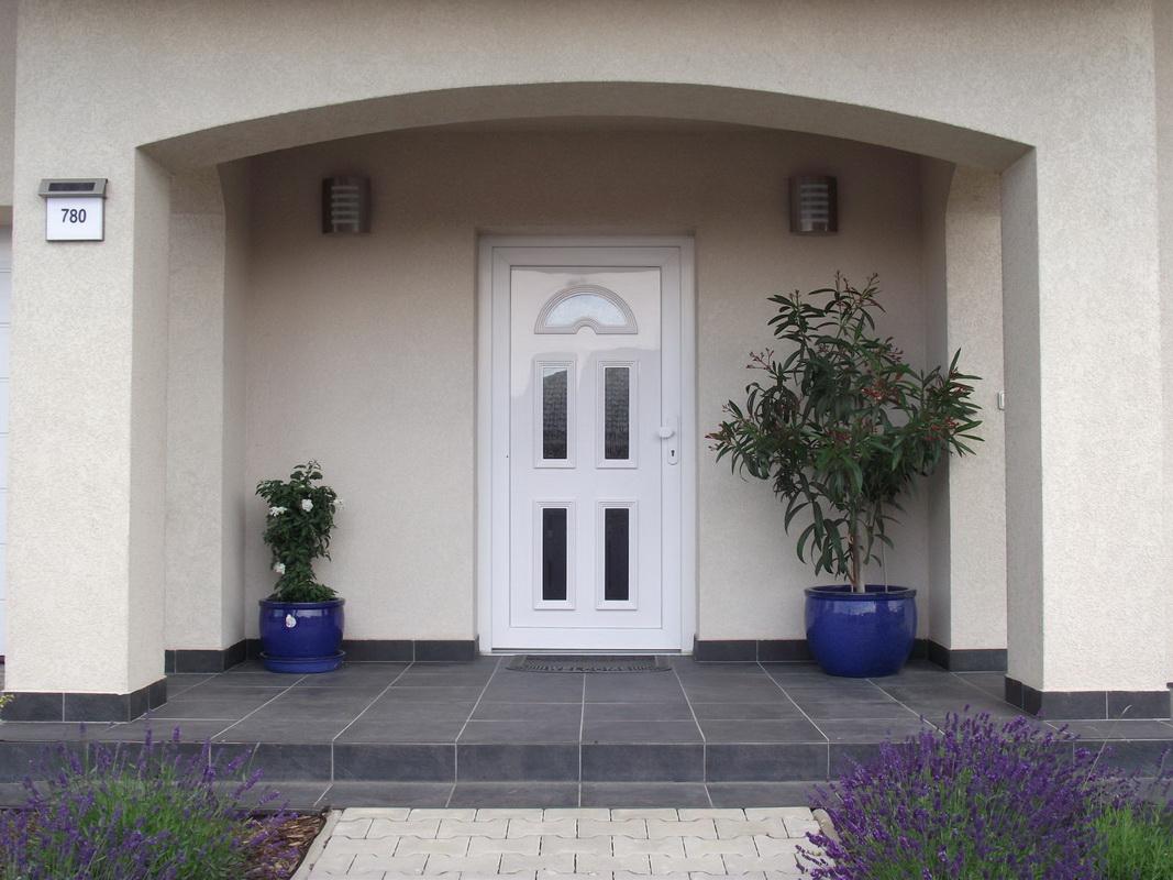 размеры входных металлических дверей для дома