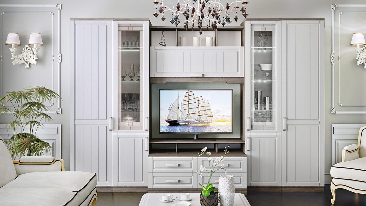 белая мебель для гостиной 41 фото глянцевая мебель белого цвета