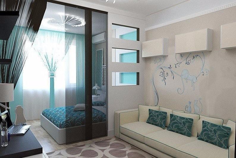 дизайн гостиной комнаты 20 кв.м. фото
