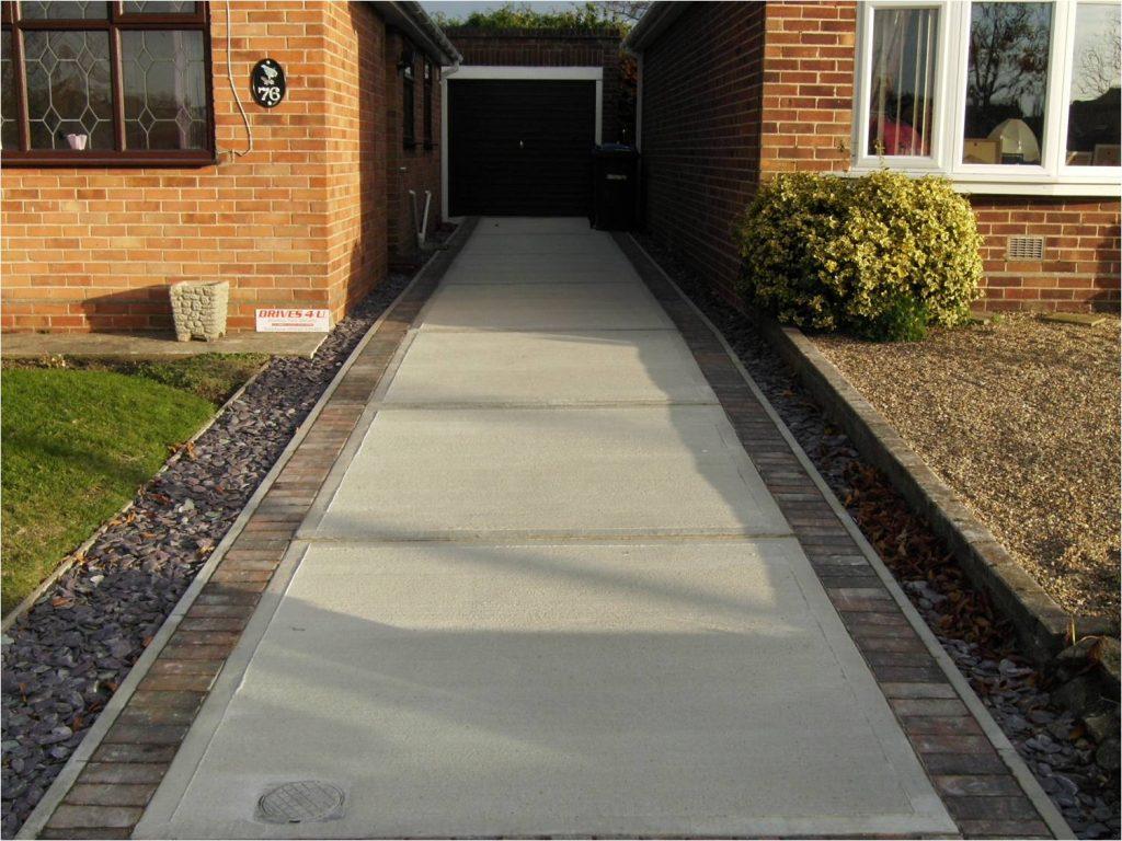 Садовые дорожки из бетона своими руками с малыми затратами фото 9