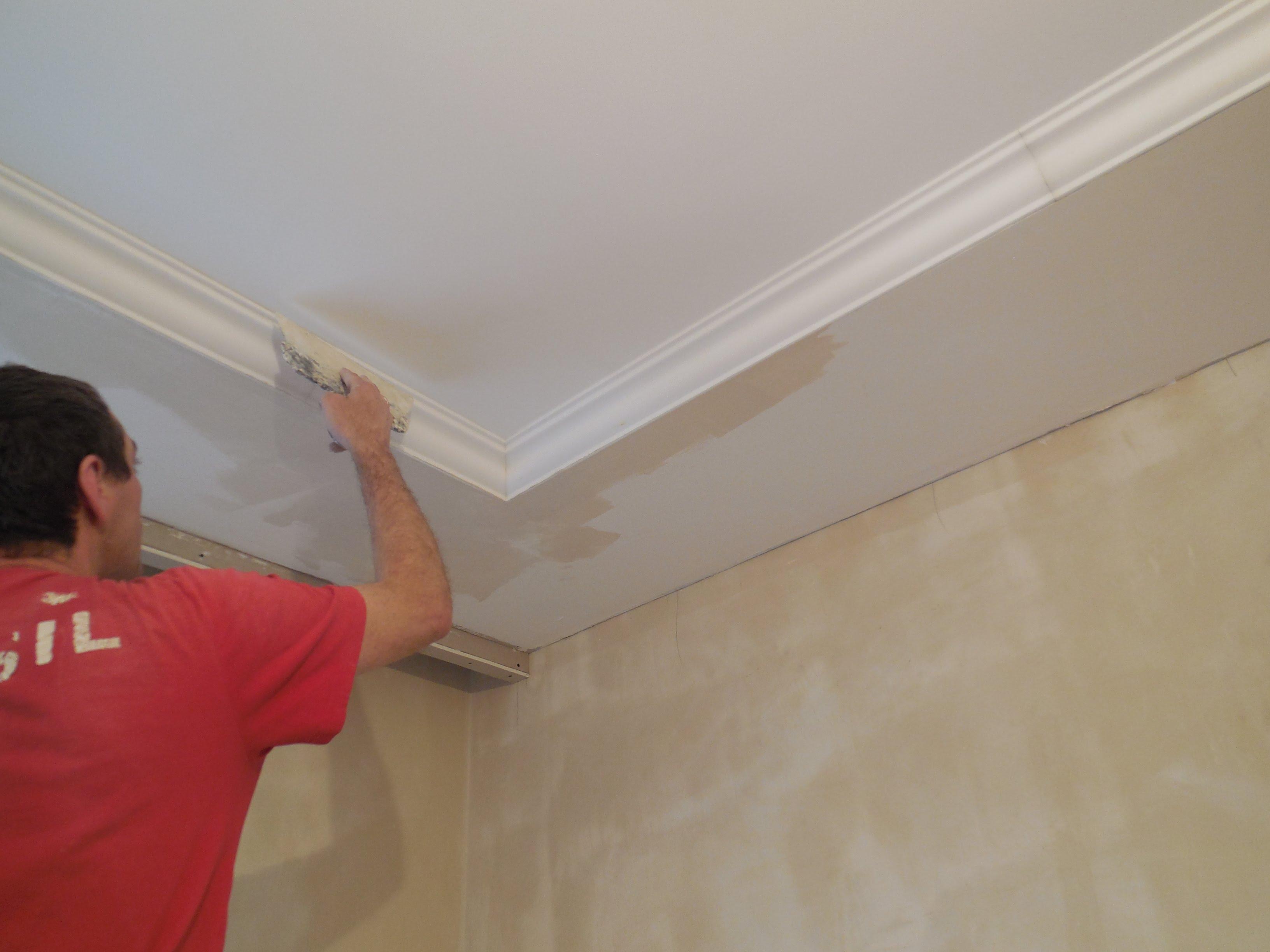 2 уровневый потолок из гипсокартона своими руками фото 218