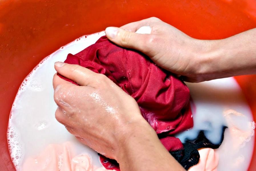 Смываем краску в домашних условиях 671
