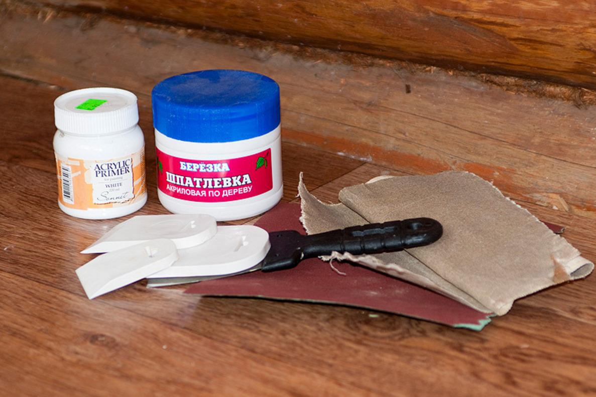 Как сделать шпатлевку из эпоксидного клея