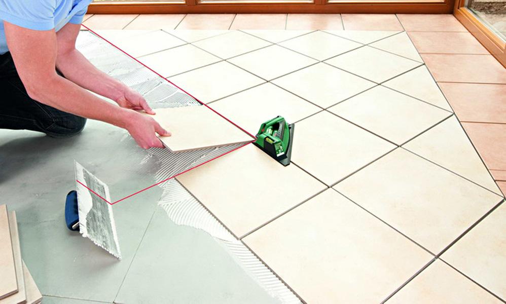 Укладка кафельной плитки в домашних условиях 130
