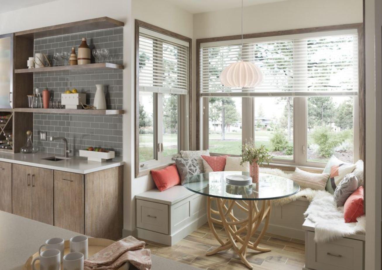Дизайн маленьких окон в частном доме фото