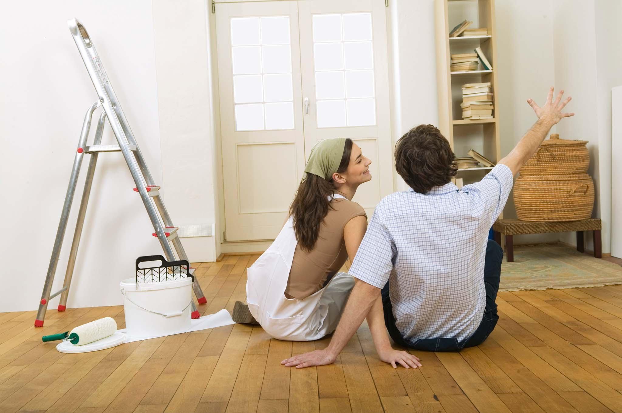 Красивые картинки о ремонте квартиры