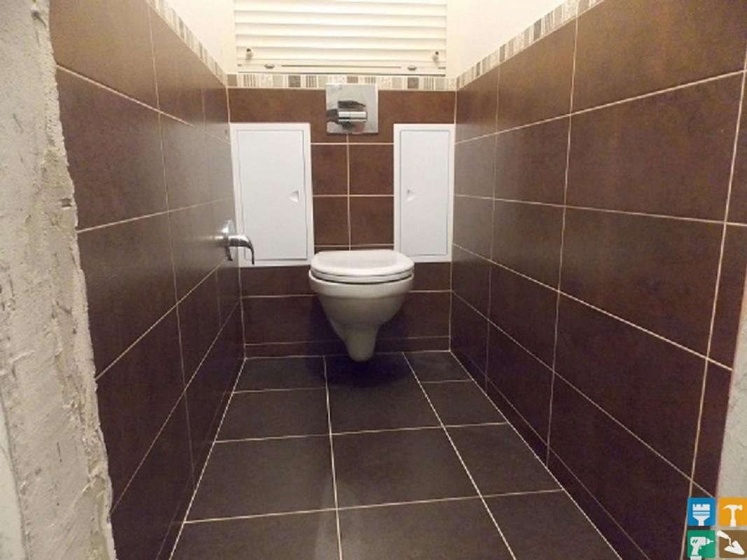 Как уложить плитку в туалете своими руками фото 425