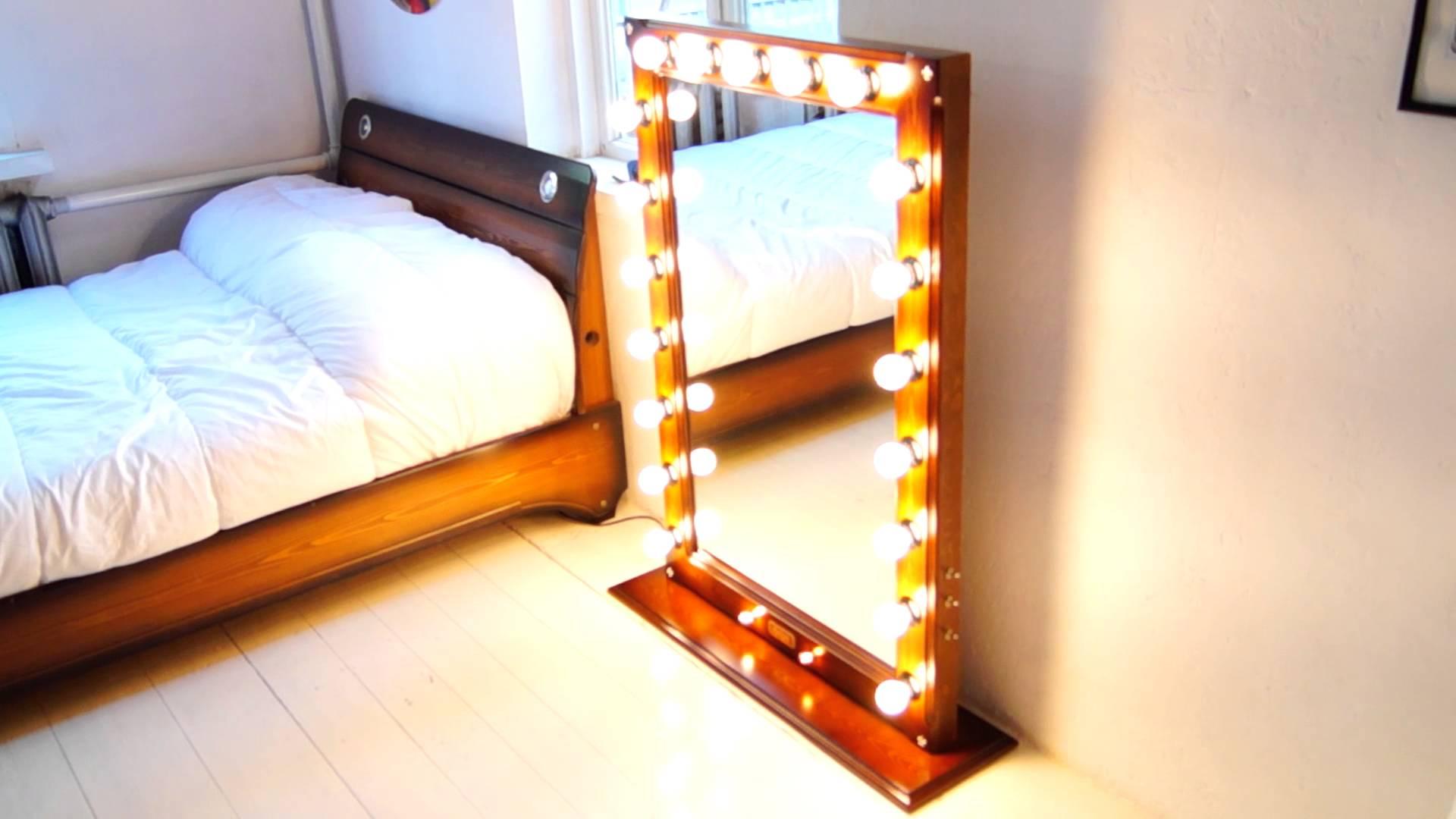 Как сделать светодиодную подсветку своими руками на зеркало