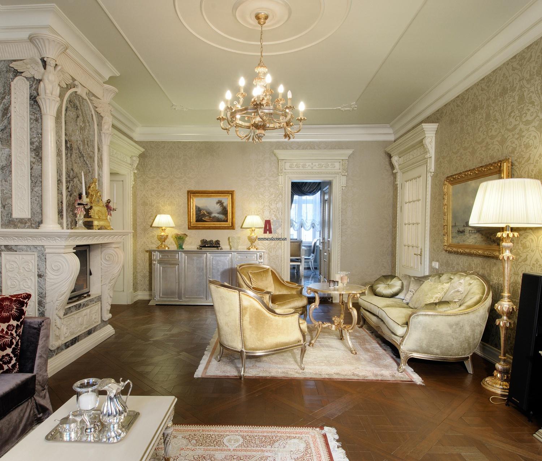 Интерьеры квартир в классическом стиле фото 2013