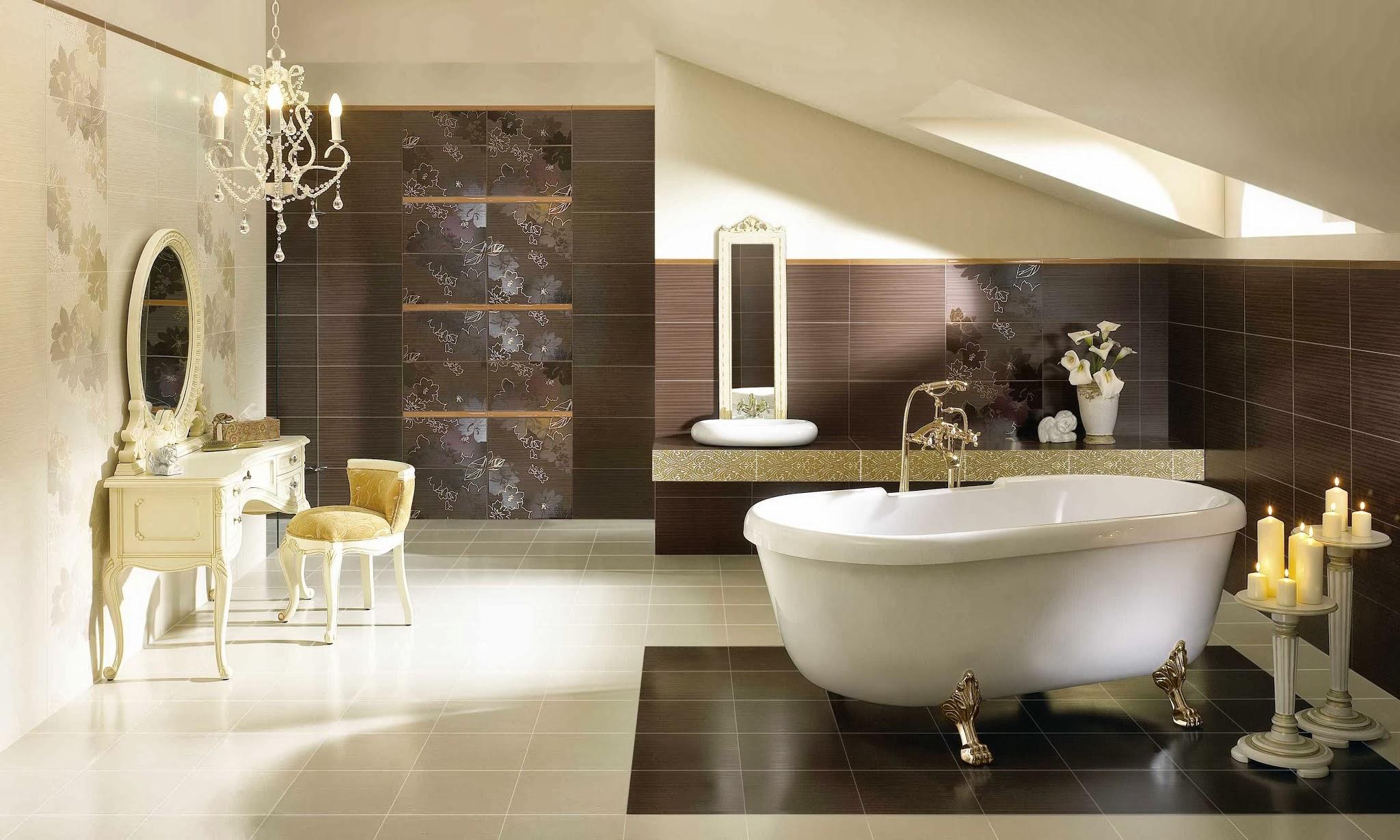Contemporary ceramic tiles