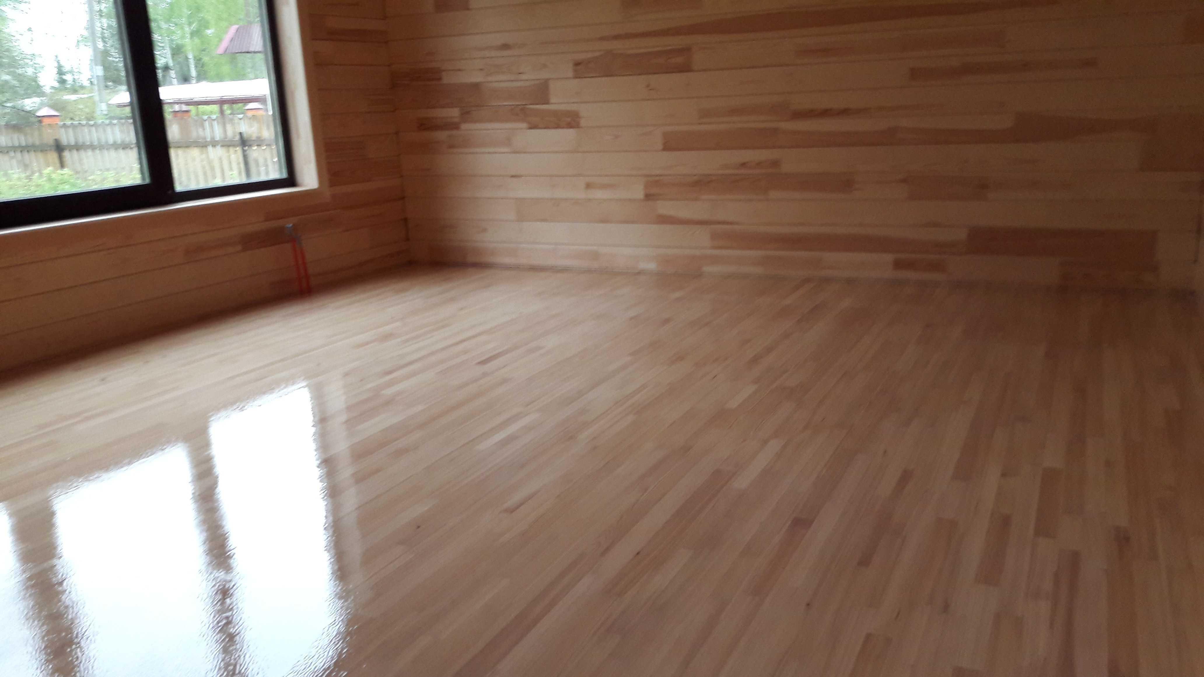 Циклевка деревянного пола своими руками фото 865