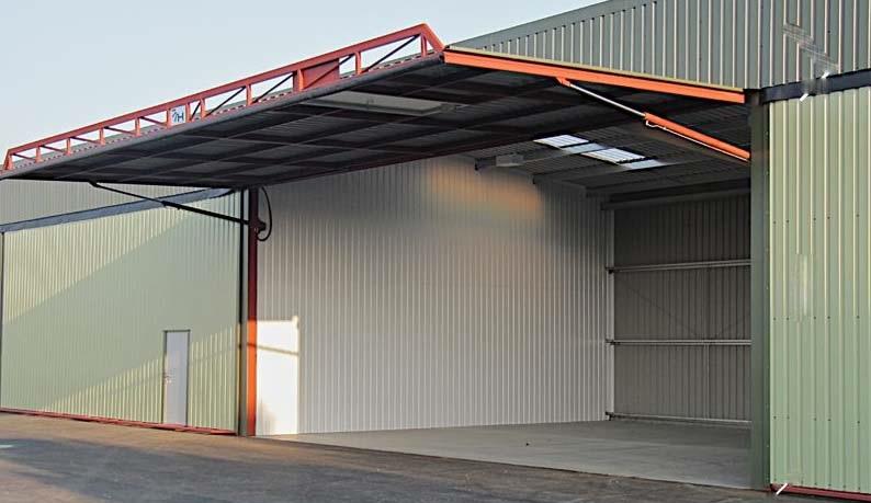 Ворота для гаража открываются вверх своими руками 27