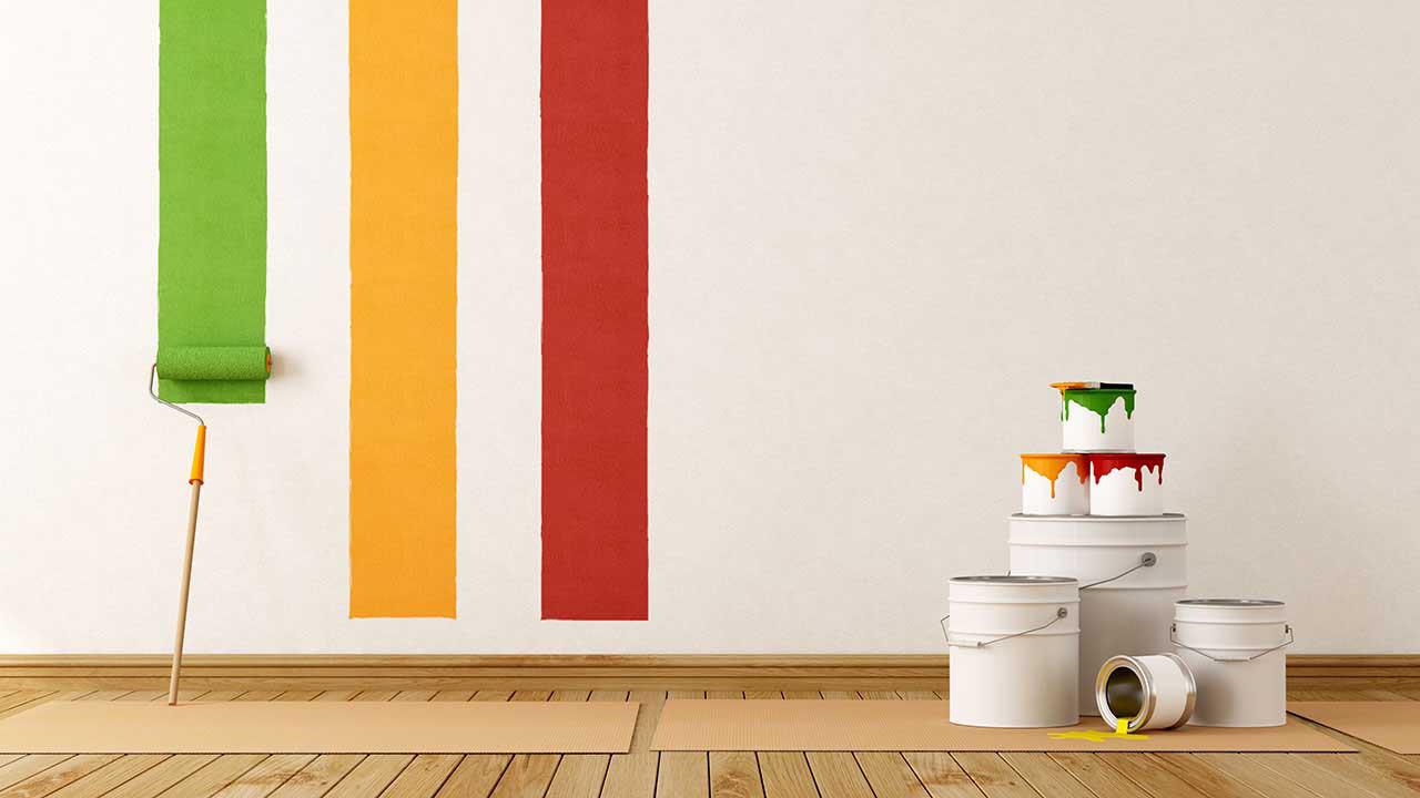 Сколько нужно краски для окраски стен, по мастика унипол тольятти