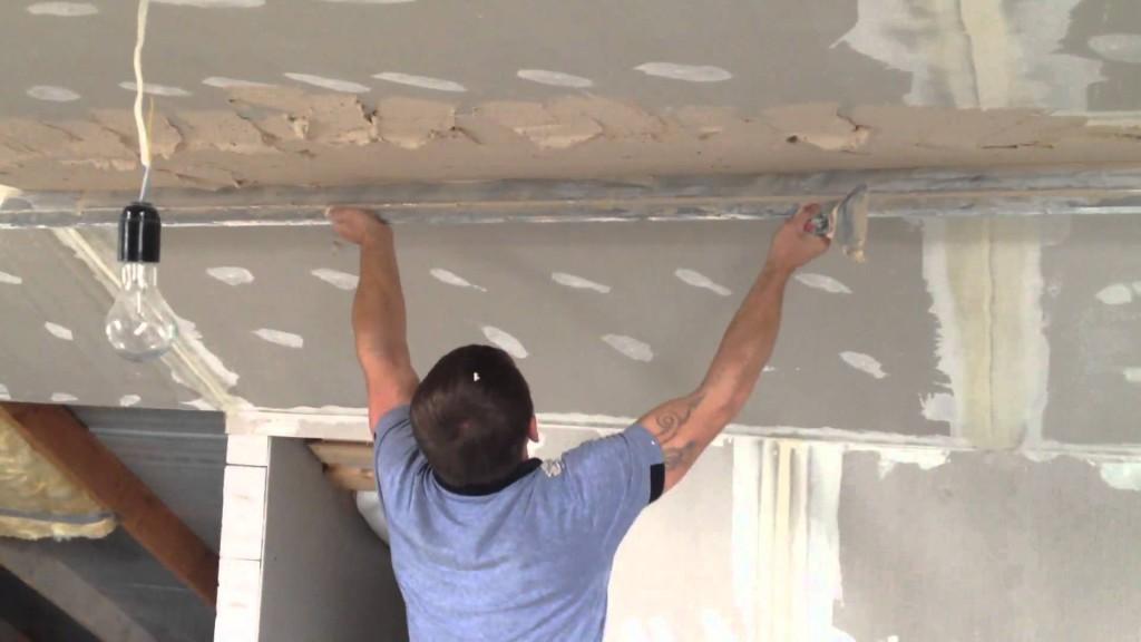 Швы потолка своими руками 121
