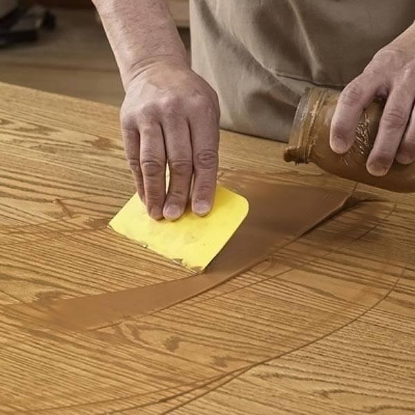 Шпаклевка для паркета виды и способы приготовления своими руками