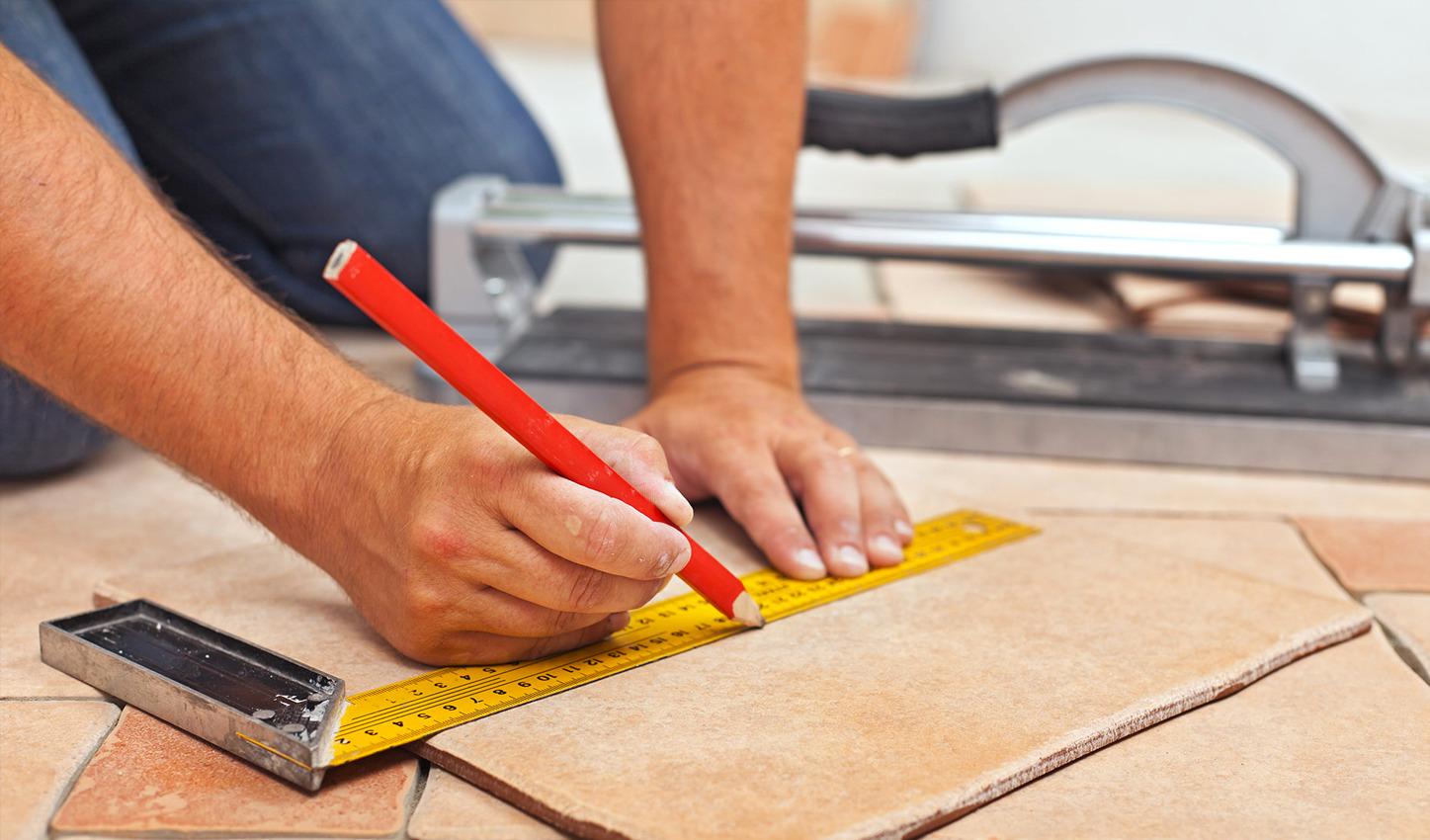 Ошибки при укладке плитки своими руками