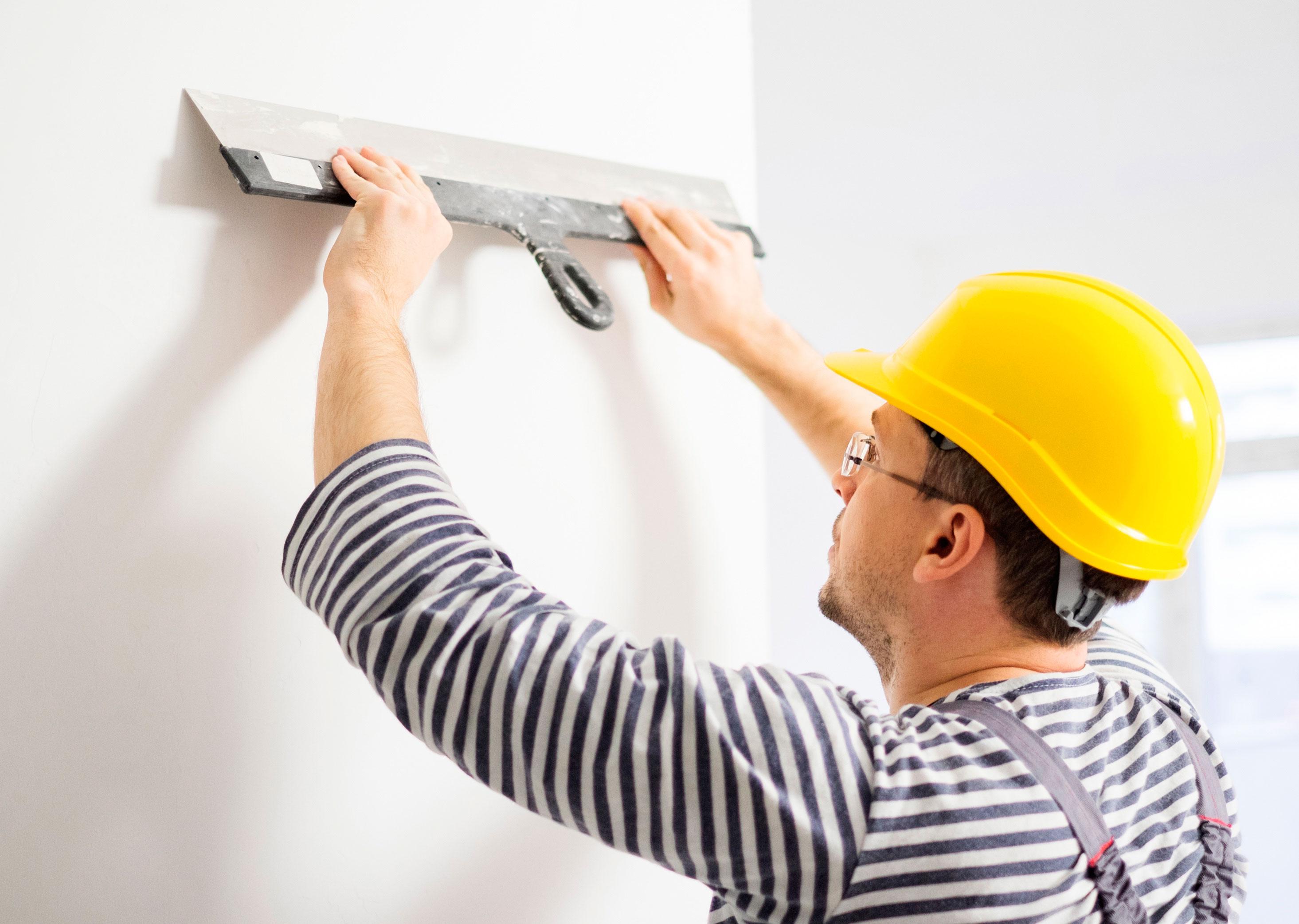 Шпаклевка стен как правильно шпаклевать шпаклевание своими руками как выровнять стены шпатлевкой