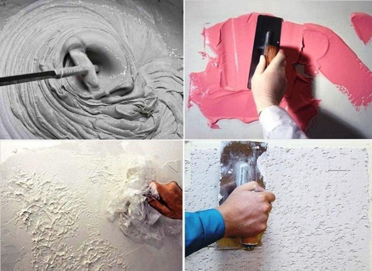 Декоративная штукатурка своими руками: 4 уникальных мастер-класса на видео 32