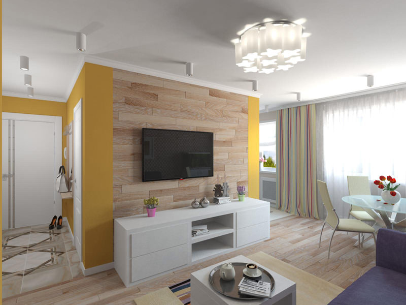 Правила планировки 3 х комнатной квартиры в хрущевке