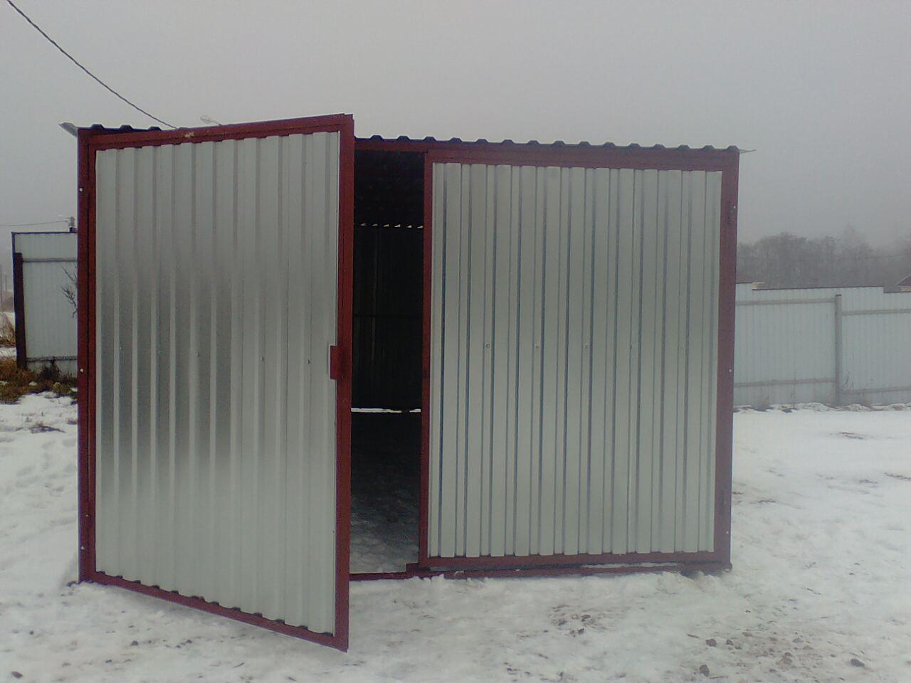 Построить гараж из керамзитобетонных блоков своими руками