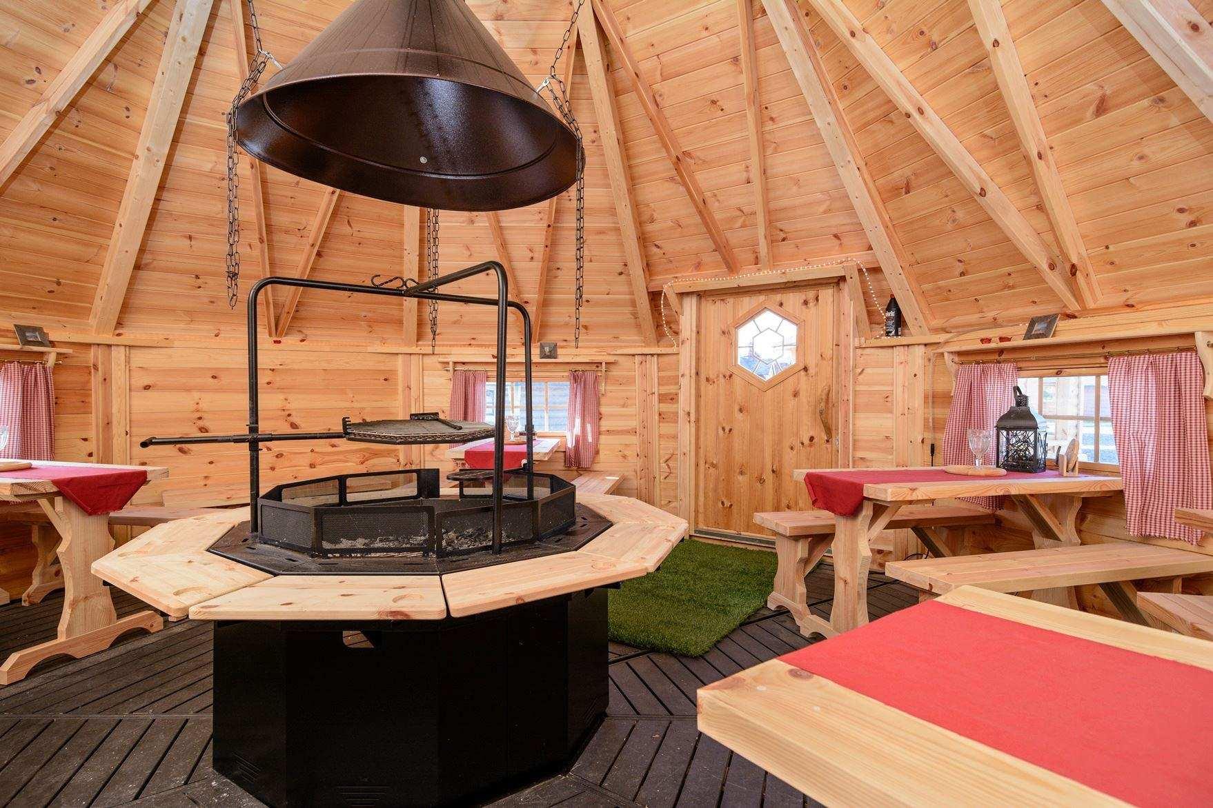 Финские домики барбекю своими руками аппарат для приготовления барбекю