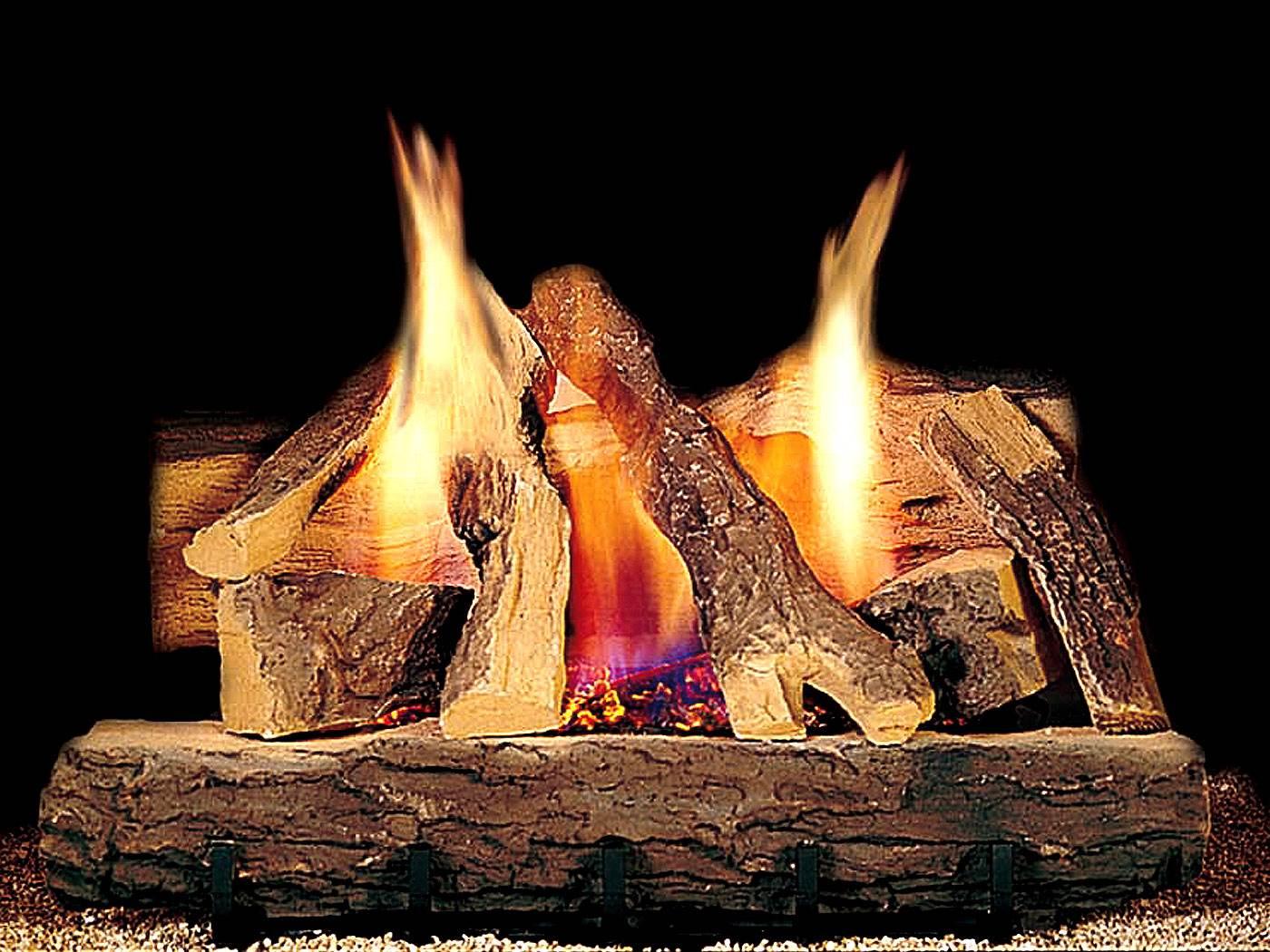 Как сделать имитацию огня в камине своими 481